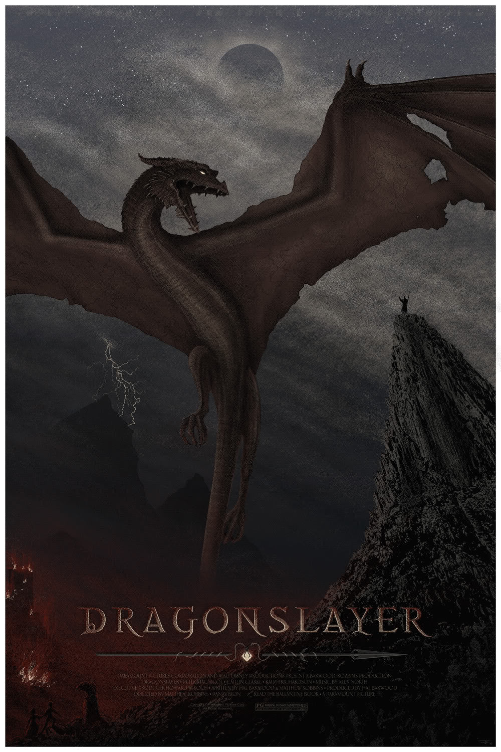 DRAGONSLAYER by JC Richard