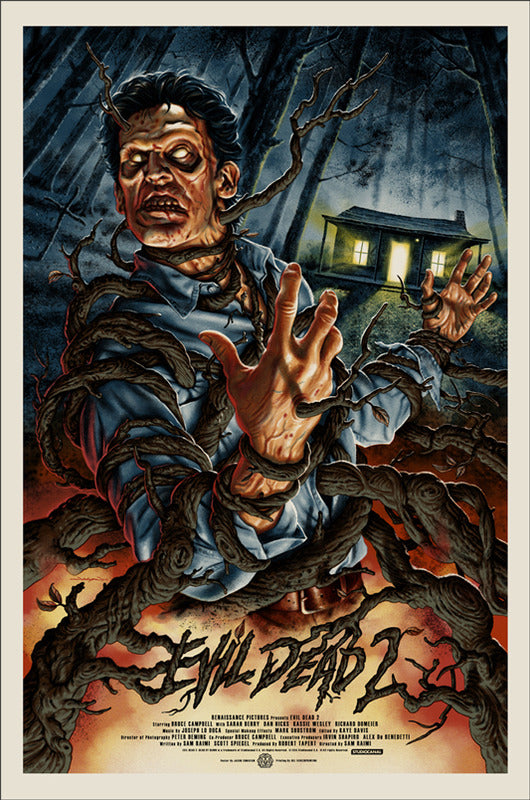 EVIL DEAD 2 by Jason Edmiston