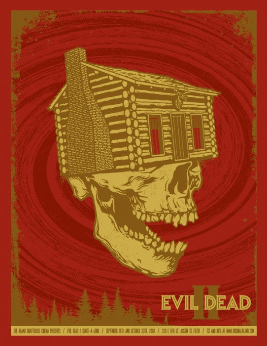 EVIL DEAD 2 by Todd Slater