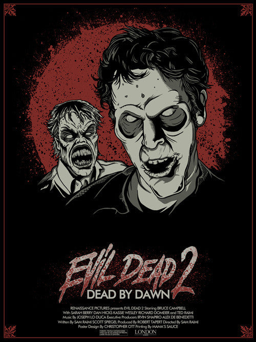 EVIL DEAD 2 by Christopher Ott