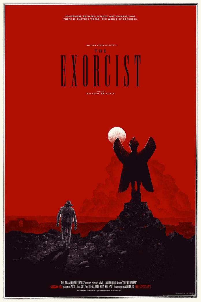 EXORCIST, THE (regular) by Phantom City Creative