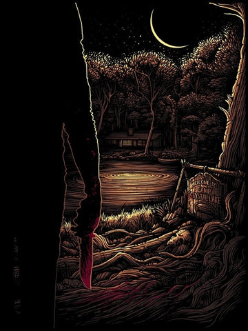 FRIDAY the 13th (variant) by Dan Mumford
