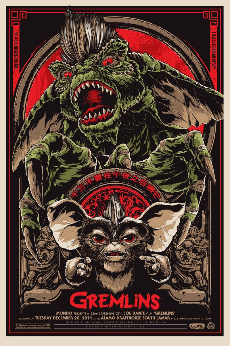 GREMLINS (regular) by Ken Taylor