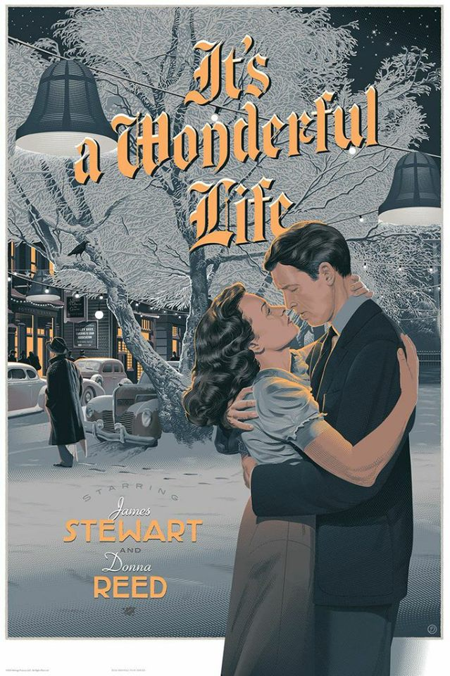 IT'S A WONDERFUL LIFE (regular) by Laurent Durieux
