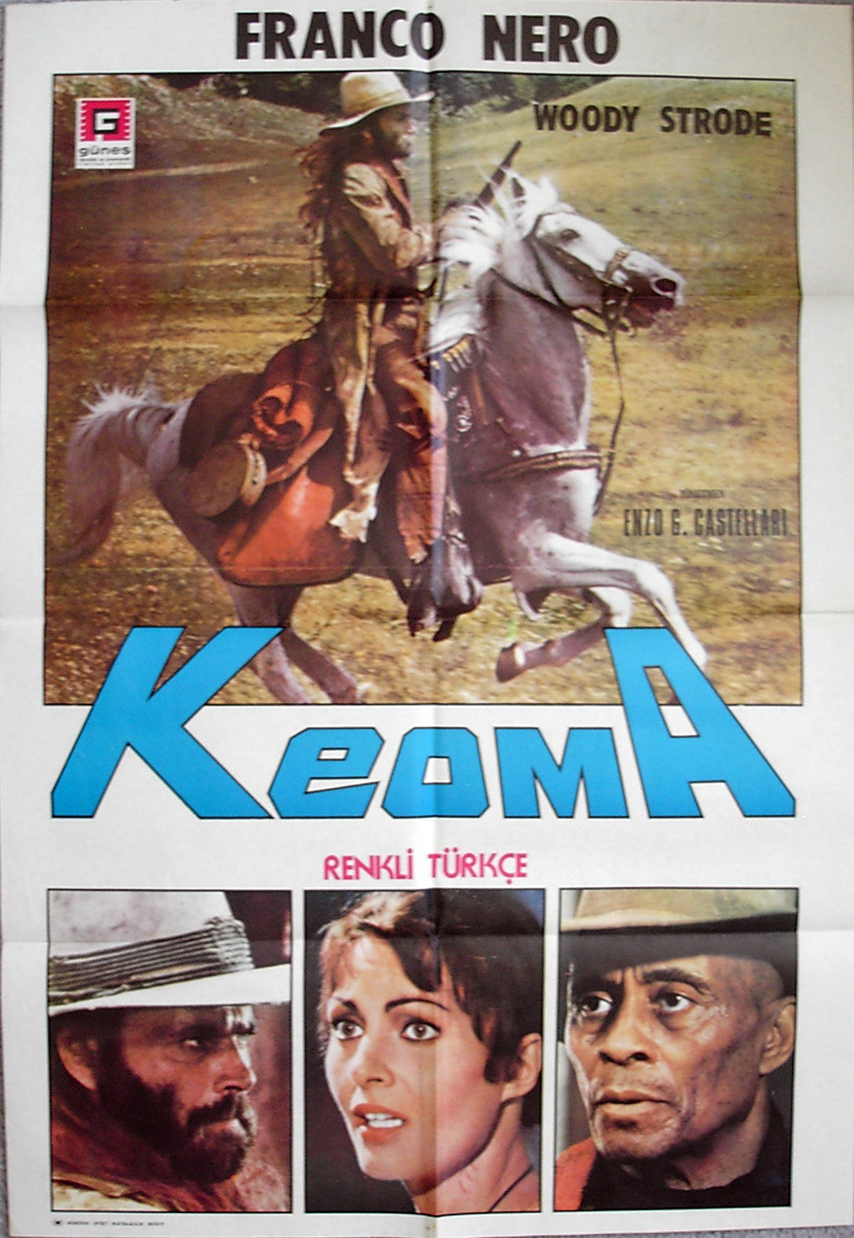 KEOMA - Turkish poster