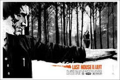 LAST HOUSE ON THE LEFT by Jock