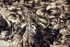 LORD OF THE RINGS (sand edition) by Vania Zouravliov