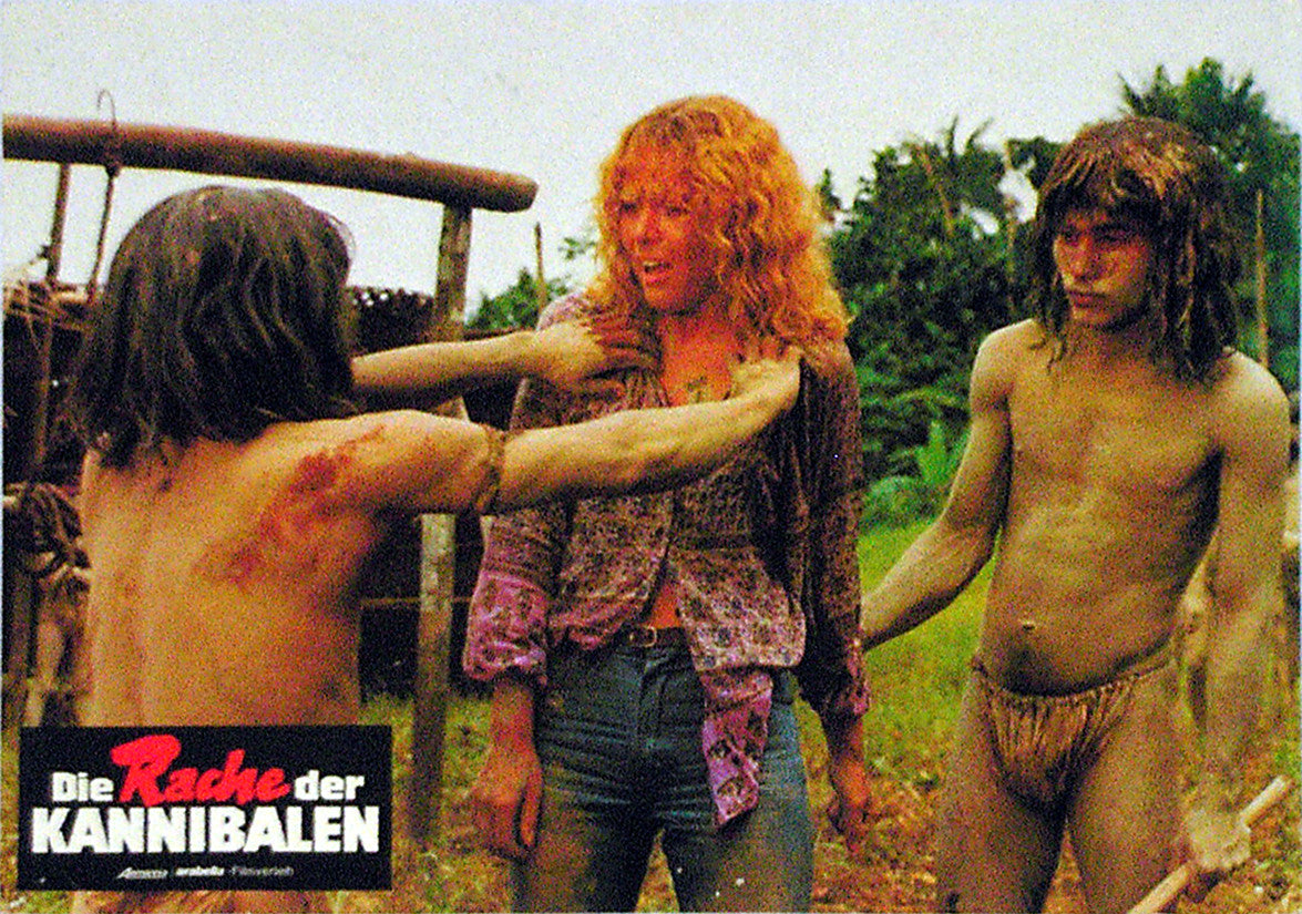 MAKE THEM DIE SLOWLY - German lobby card v02