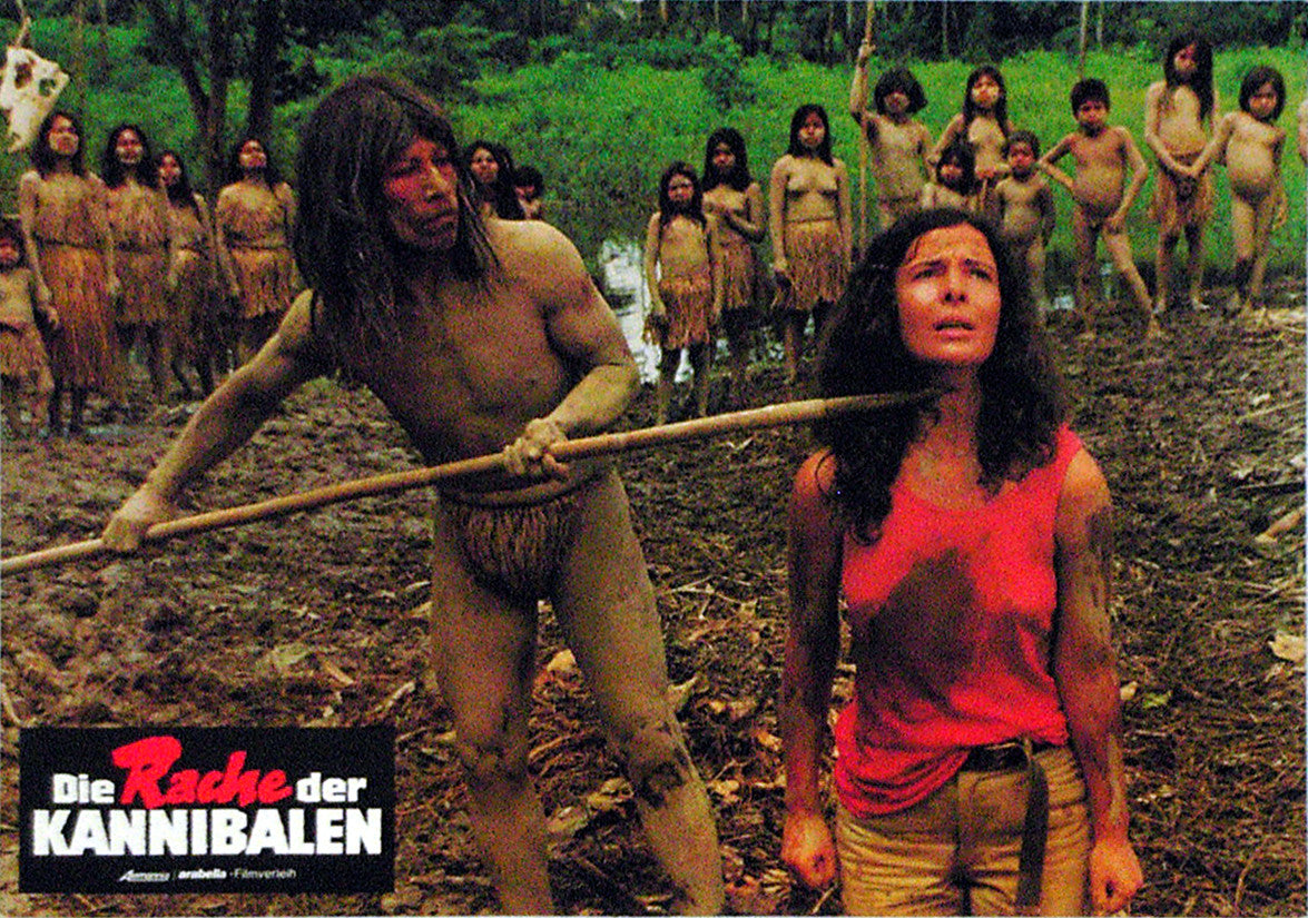 MAKE THEM DIE SLOWLY - German lobby card v04