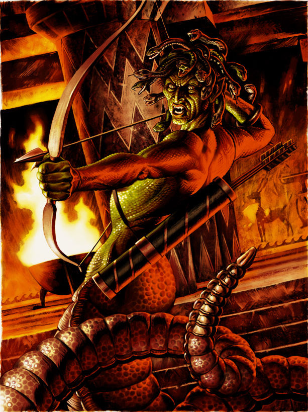 MEDUSA by Jason Edmiston
