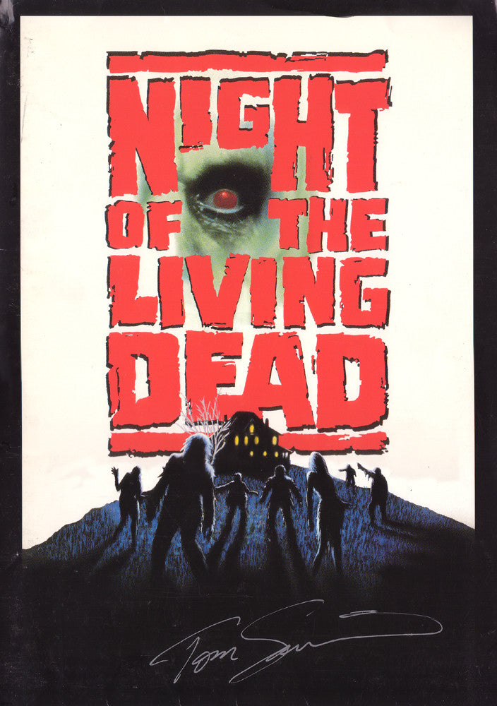 NIGHT OF THE LIVING DEAD - US promo press kit