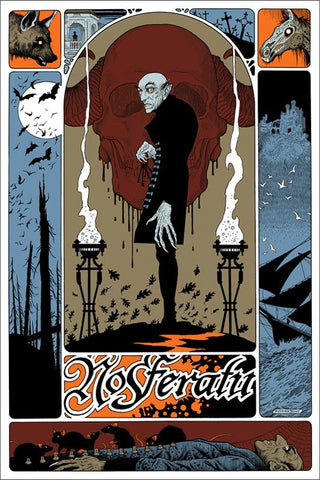 NOSFERATU by William Stout