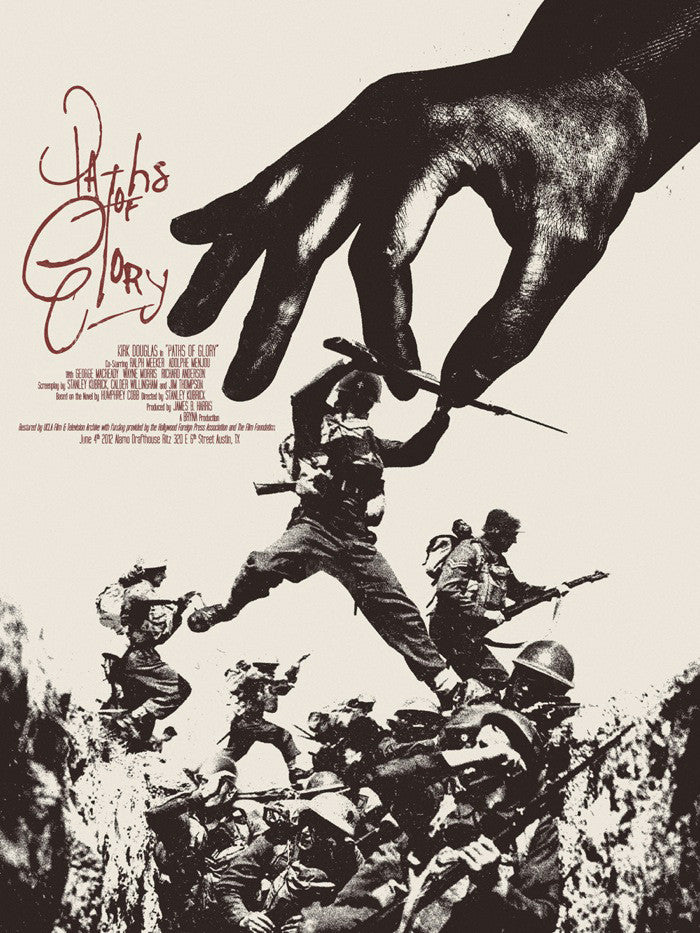PATHS OF GLORY by Jay Shaw