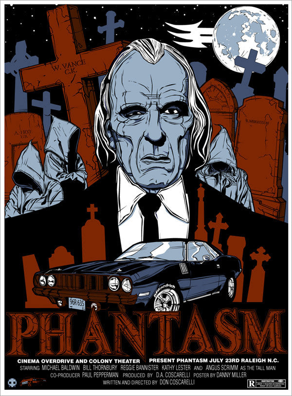 PHANTASM by Danny Miller