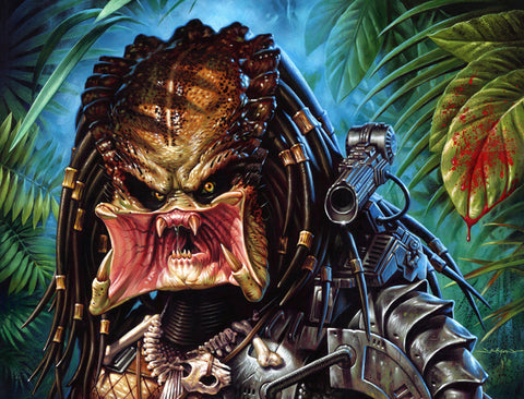 PREDATOR by Jason Edmiston