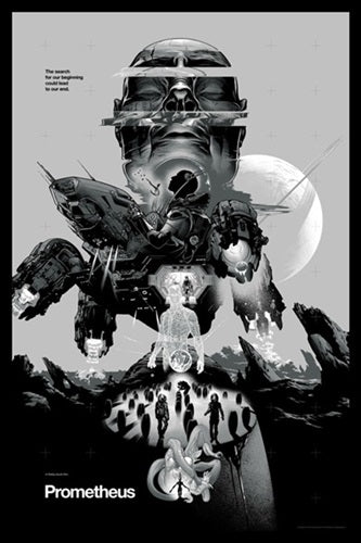 PROMETHEUS (regular) by Martin Ansin