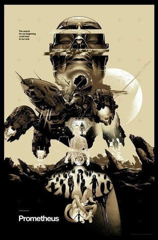 PROMETHEUS (variant) by Martin Ansin