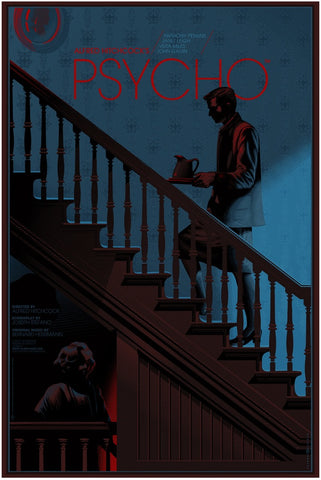 PSYCHO (regular) by Laurent Durieux