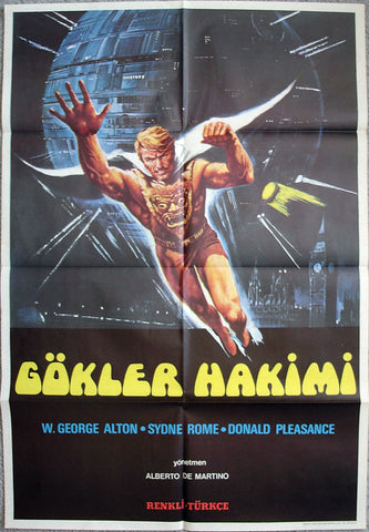 PUMAMAN, THE - Turkish poster