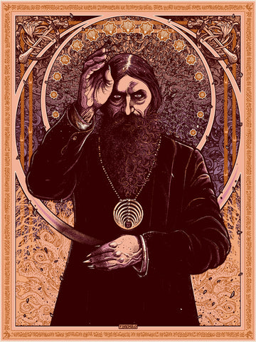 RASPUTIN (regular) by Florian Bertmer