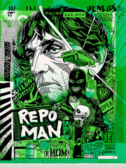 REPO MAN (regular) by Tyler Stout