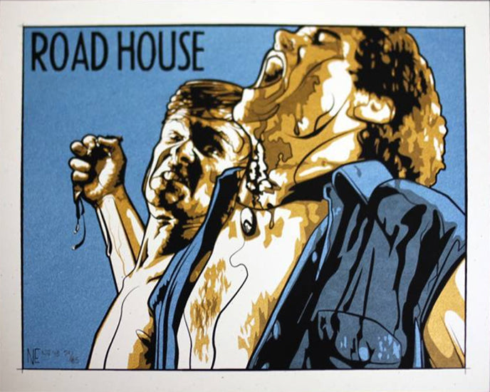 ROAD HOUSE (regular) by N.E.