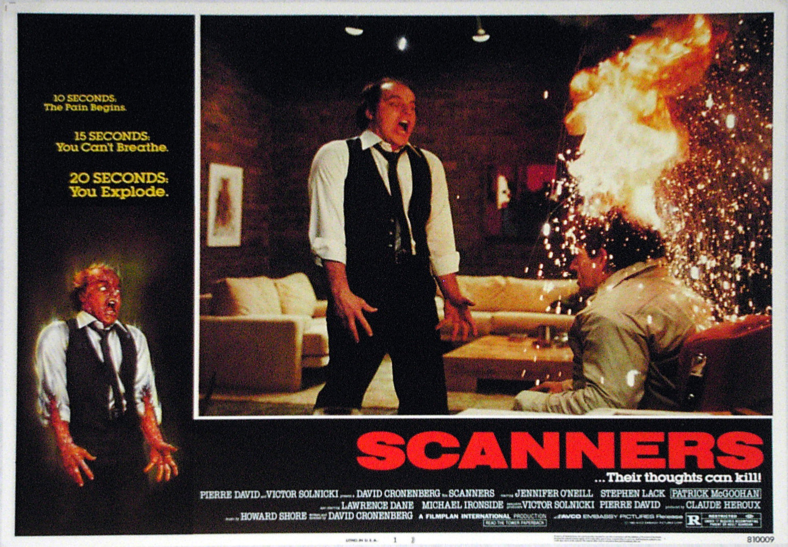 SCANNERS - US lobby card v1