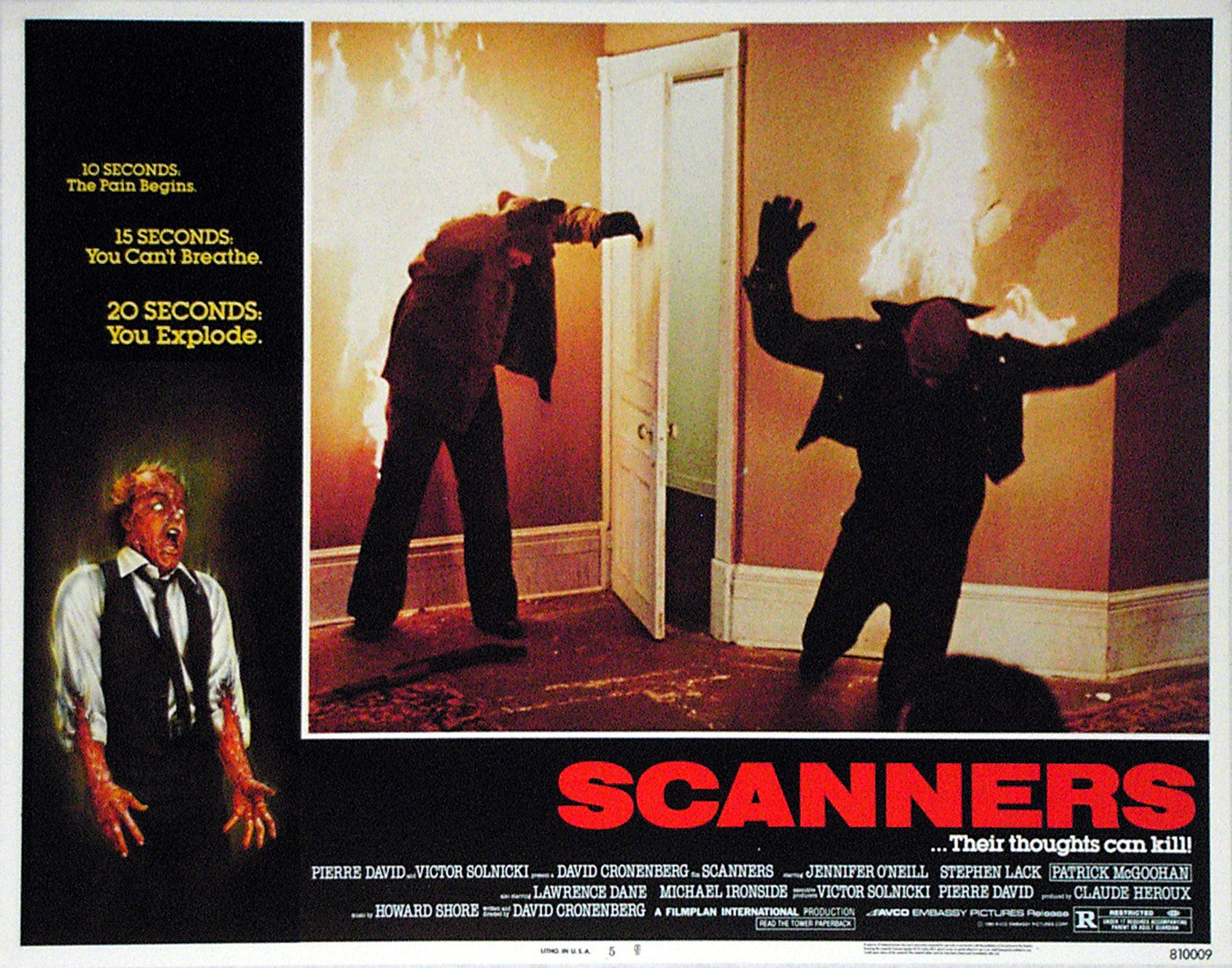 SCANNERS - US lobby card v5