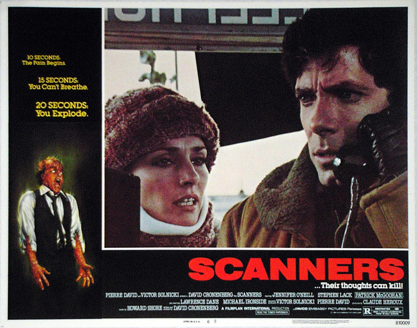 SCANNERS - US lobby card v6