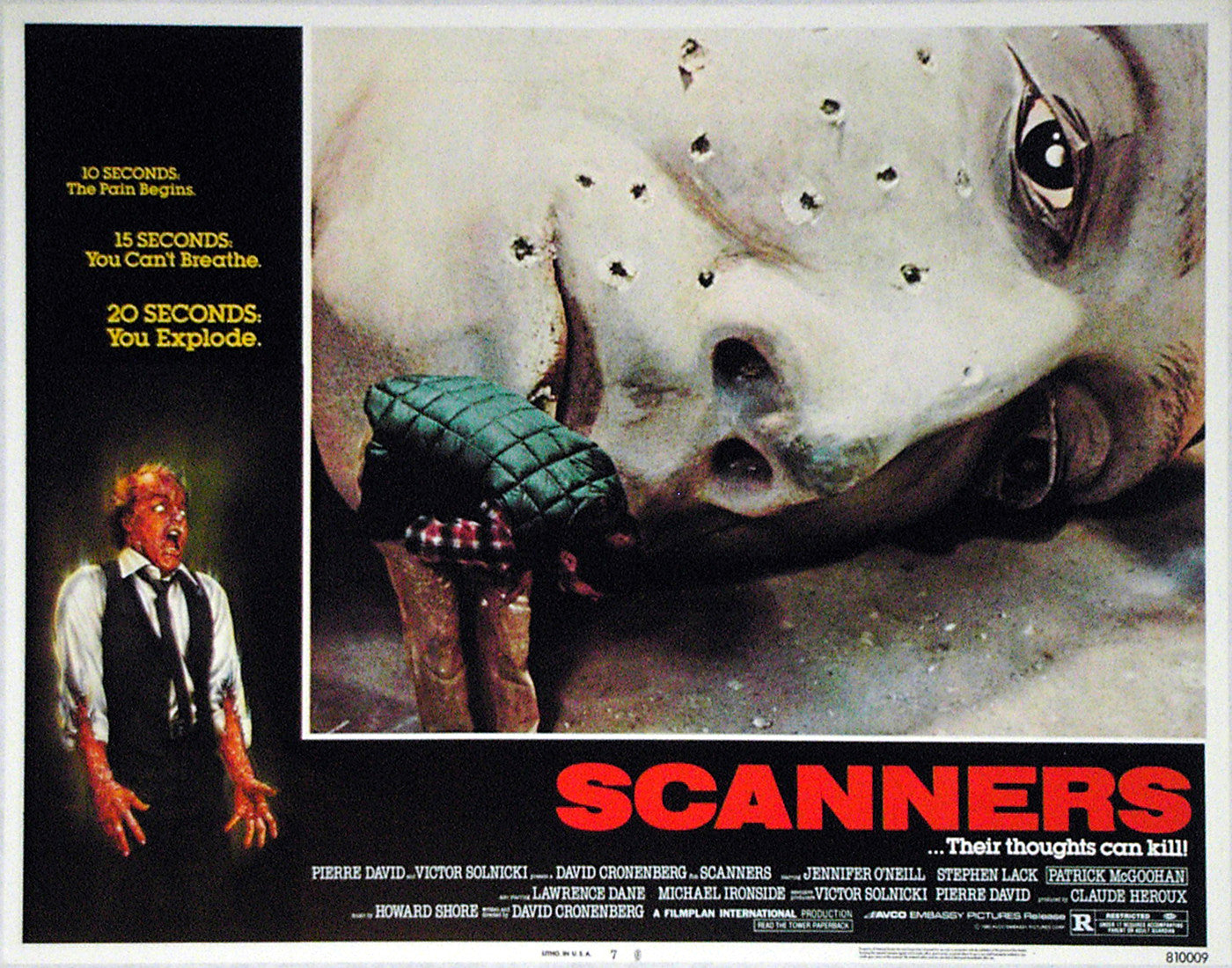 SCANNERS - US lobby card v7