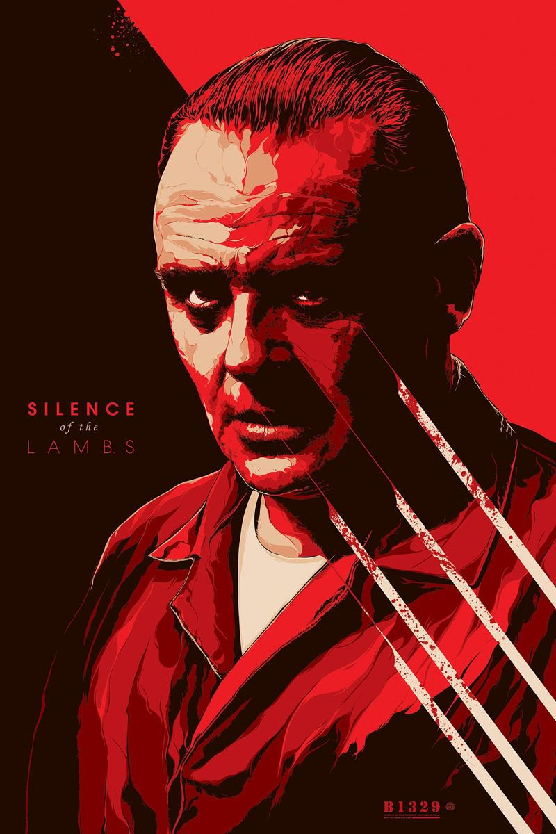 SILENCE OF THE LAMBS (regular) by Ken Taylor