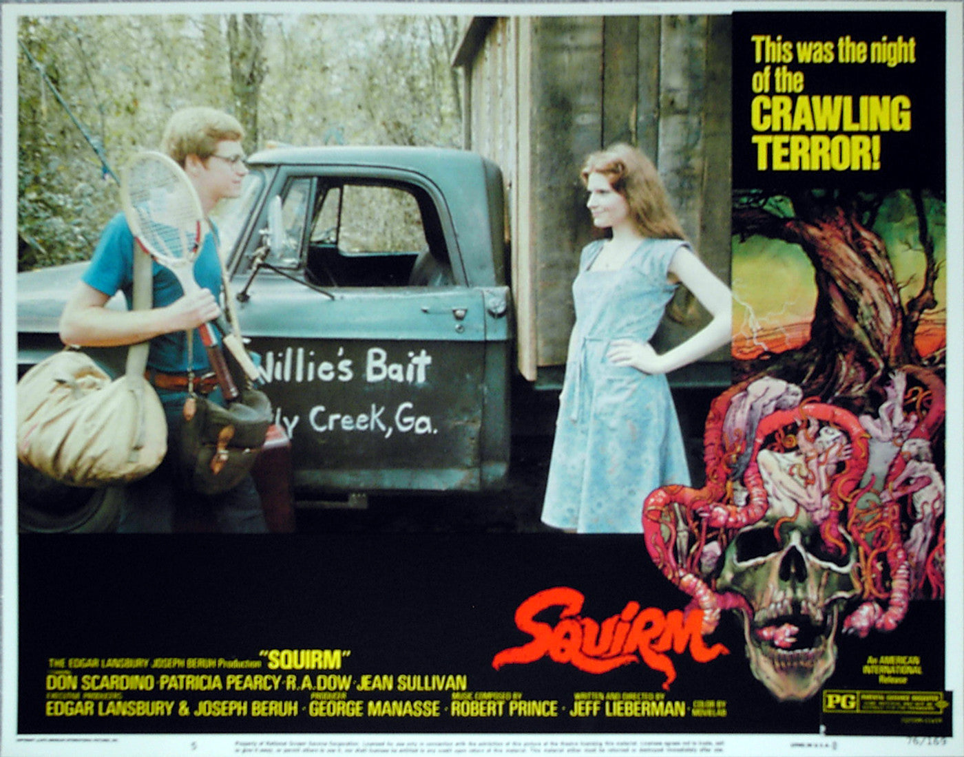 SQUIRM - US lobby card v5
