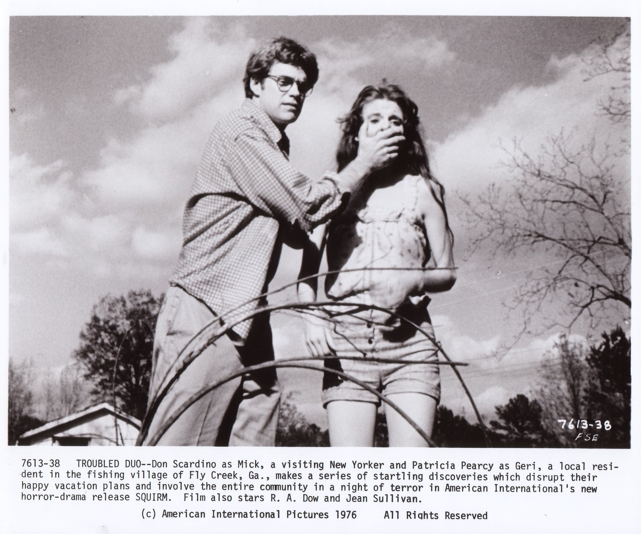 SQUIRM - US promo stills