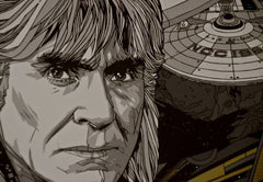 STAR TREK II: THE WRATH OF KHAN (variant) by Tyler Stout
