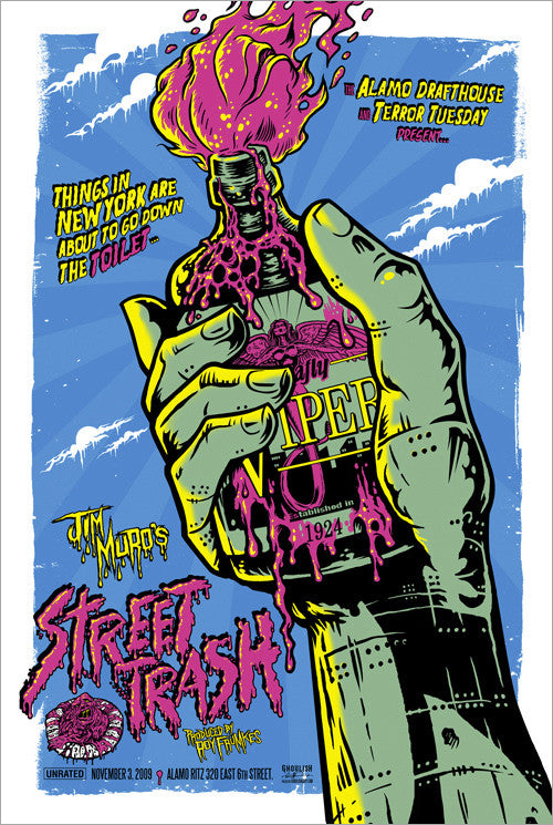 STREET TRASH by Ghoulish Gary Pullin