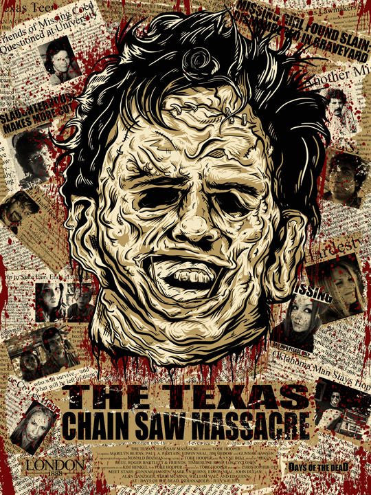 TEXAS CHAINSAW MASSACRE, THE by Christopher Ott