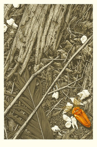 CACHE, THE by Aaron Horkey