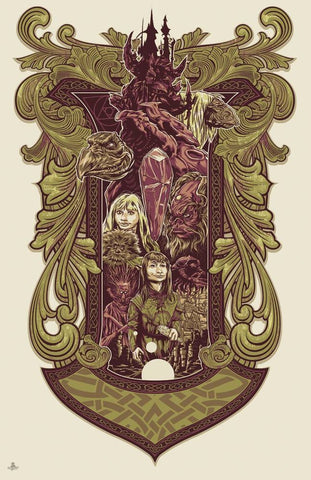 DARK CRYSTAL, THE by Phantom City Creative