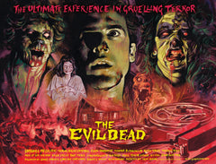 EVIL DEAD, THE by Graham Humphreys