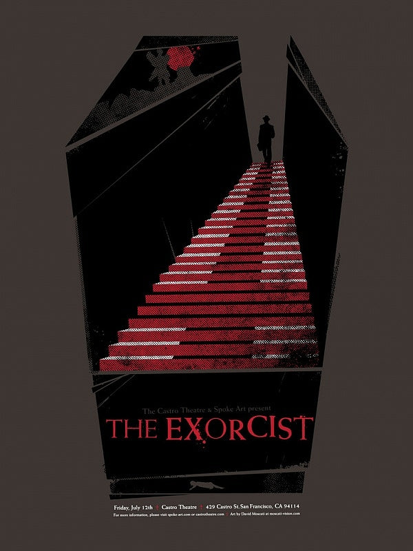 EXORCIST, THE by David Moscati