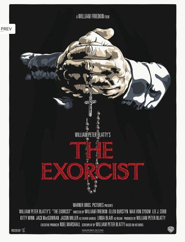 EXORCIST, THE by N.E.