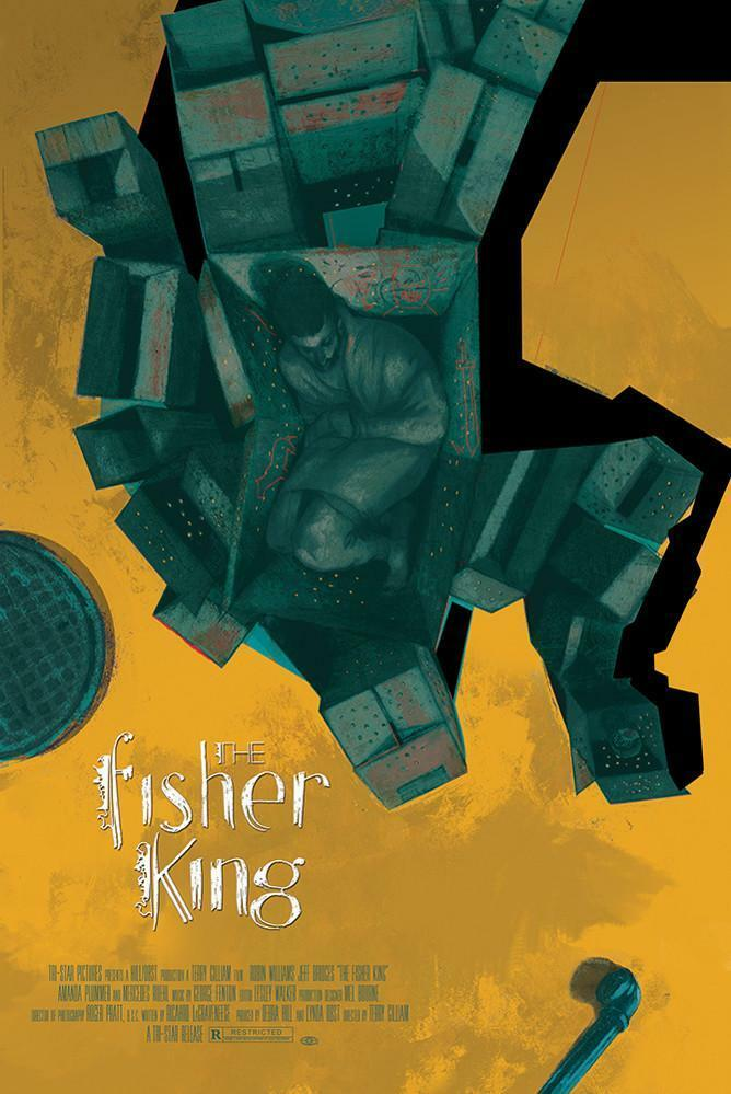 FISHER KING, THE by Sterling Hundley