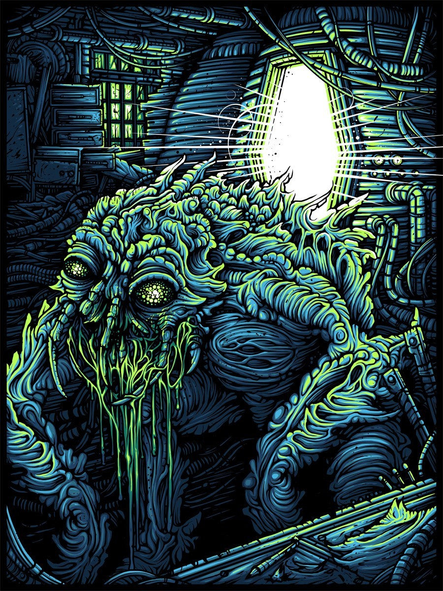 FLY, THE by Dan Mumford