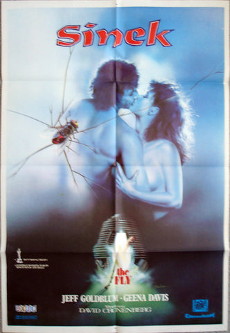 FLY, THE - Turkish poster