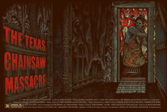 TEXAS CHAINSAW MASSACRE, THE (regular) by Florian Bertmer