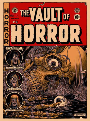 VAULT OF HORROR, THE (regular) by Florian Bertmer