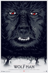 WOLF MAN, THE by Phantom City Creative