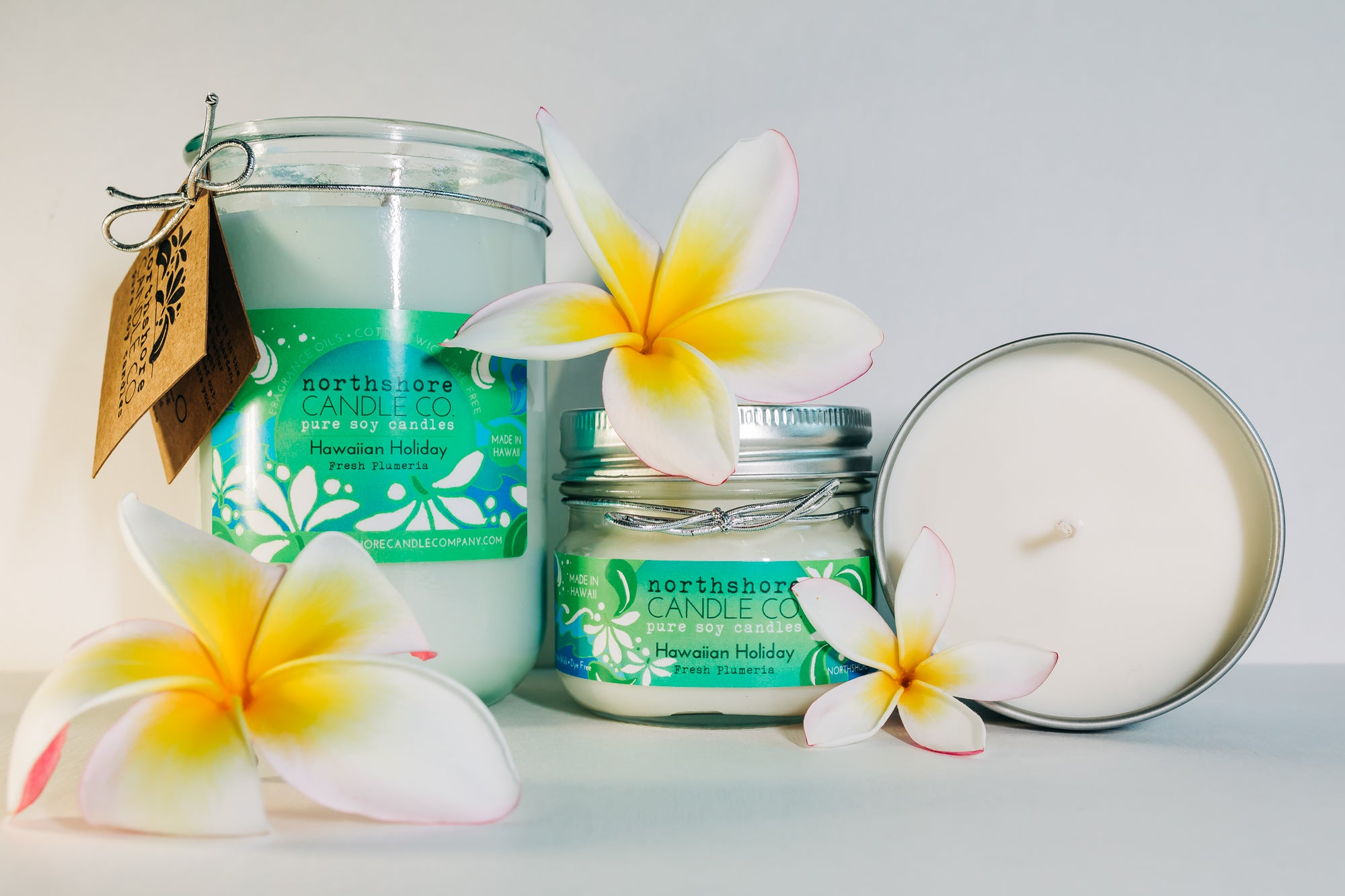 Hawaiian Holiday - Fresh Plumeria