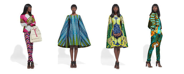 Vibrant and fabulous African fabrics. What has Dutch got to do with it?