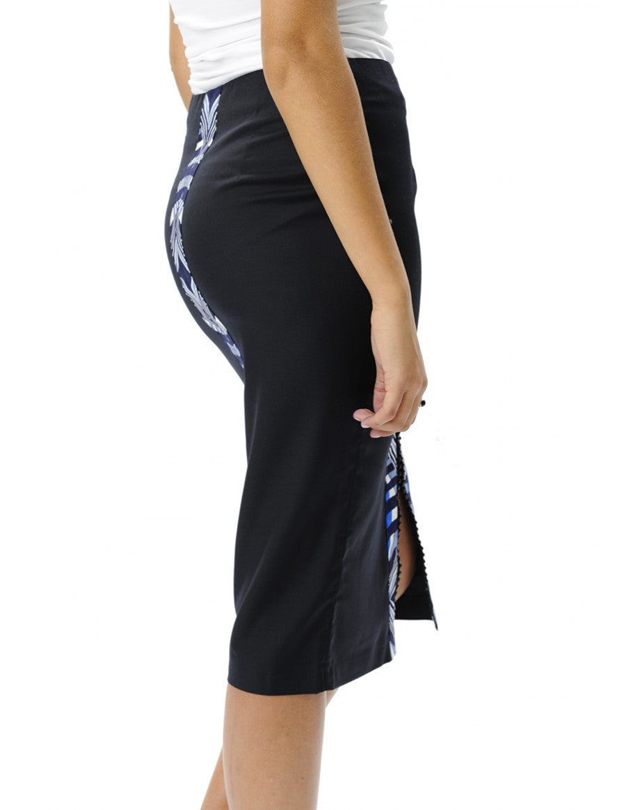 Fiercely feminine pencil skirt